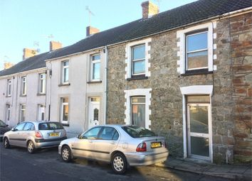 Thumbnail 3 bed terraced house for sale in West Street, Aberkenfig, Bridgend, Mid Glamorgan