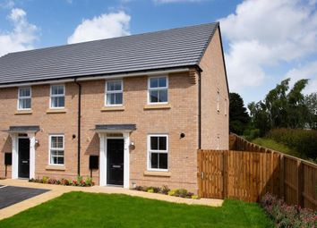 "Thumbnail 3 bedroom semi-detached house for sale in ""Ashurst"" at Bridlington Road, Stamford Bridge, York"