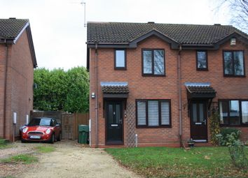 Thumbnail 2 bed semi-detached house to rent in Silverdale, Bromsgrove