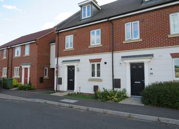 Thumbnail 4 bedroom end terrace house for sale in Bristol Road, New Costessey, Norwich