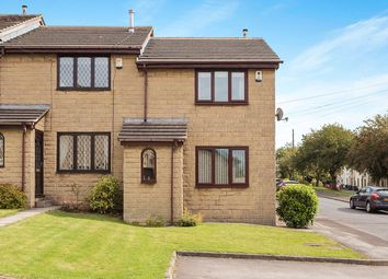 Thumbnail 2 bed end terrace house for sale in Bleak Street, Gomersal, Cleckheaton, West Yorkshire