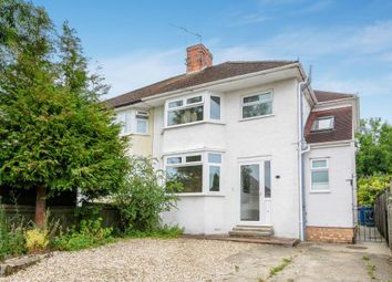 Thumbnail 3 bed semi-detached house for sale in Coniston Avenue, Headington, Oxford