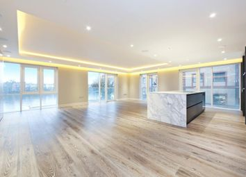 Thumbnail Flat to rent in Distillery Wharf, Chancellors Road, London