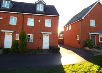 Thumbnail 4 bed mews house to rent in Flaxley Road, Lincoln