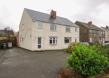 Thumbnail 3 bed semi-detached house for sale in Williamthorpe Road, North Wingfield, Chesterfield