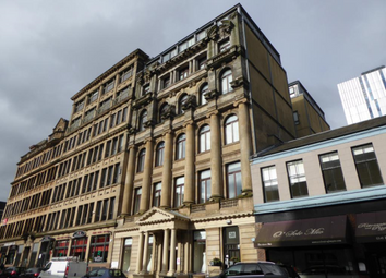Thumbnail 2 bed flat to rent in 38A Bath Street, Glasgow, 1Hg