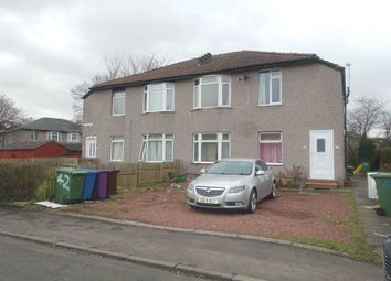 Thumbnail 3 bed flat for sale in Keppel Drive, Glasgow
