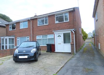 Thumbnail 3 bed semi-detached house to rent in Ormonde Avenue, Chichester