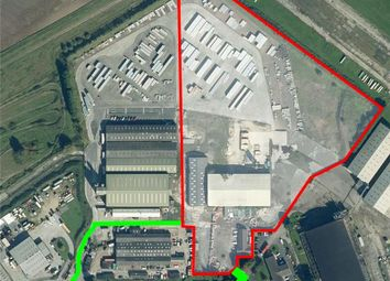 Thumbnail Land for sale in Land And Buildings, Pocklington Airfield Industrial Estate, York, York