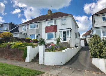 3 bed semi-detached house for sale in Warren Road, Brighton BN2