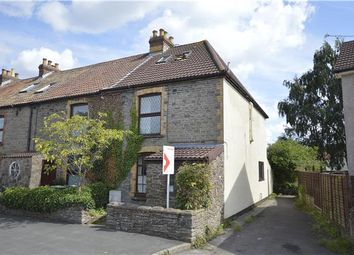 Thumbnail 4 bed end terrace house for sale in Watleys End Road, Winterbourne, Bristol