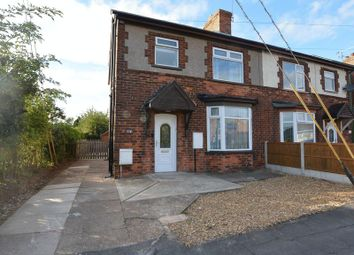 Thumbnail 3 bed semi-detached house for sale in High Street, Burringham, Scunthorpe
