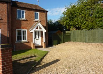 Thumbnail 2 bedroom semi-detached house to rent in Falcon Way, Sleaford