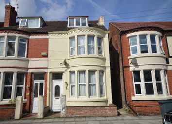 Thumbnail 4 bed semi-detached house for sale in Marshlands Road, Wallasey