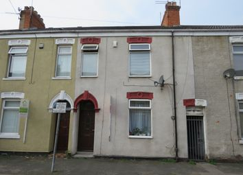 Thumbnail 3 bedroom terraced house for sale in Ruskin Street, Hull