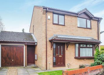 Thumbnail 3 bed detached house for sale in Adur Close, West End, Southampton