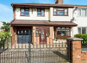 Thumbnail 4 bed semi-detached house for sale in Nicholas Road, Widnes, Cheshire, Tbc