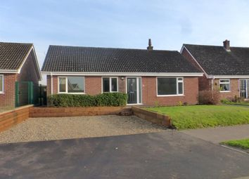 Thumbnail 3 bedroom detached bungalow for sale in Chequers Lane, Great Ellingham, Attleborough
