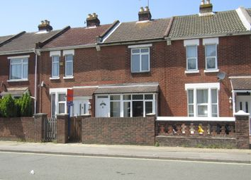 Thumbnail 3 bed terraced house to rent in Gordon Road, Gosport