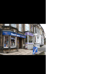 Thumbnail 1 bed flat to rent in Cheltenham Parade, Harrogate