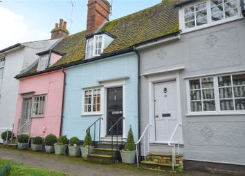 2 bed terraced house for sale in Castle Street, Saffron Walden, Essex CB10