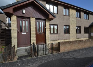 Thumbnail 2 bed flat to rent in Cobden Street, Alva