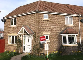 Thumbnail 3 bed end terrace house for sale in Mill House Road, Norton Fitzwarren, Taunton