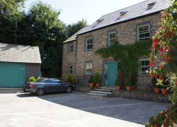 Thumbnail 6 bed detached house for sale in Veryan, Truro