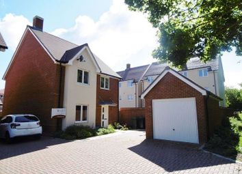 Thumbnail 4 bed detached house to rent in Barber Road, Basingstoke