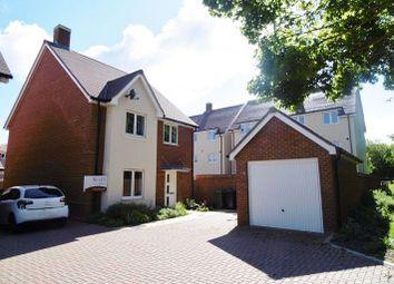 Thumbnail 4 bedroom detached house to rent in Barber Road, Basingstoke