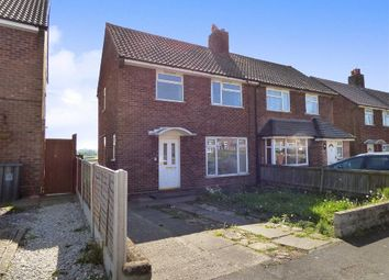 Thumbnail 3 bed semi-detached house for sale in Queen Street, Audley, Stoke-On-Trent