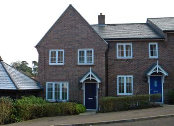 Thumbnail 3 bed end terrace house for sale in Swaffield Close, Ampthill, Bedford