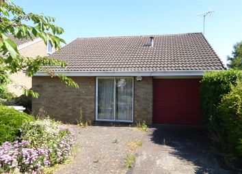 Thumbnail 3 bed detached bungalow for sale in Trent Road, Oakham