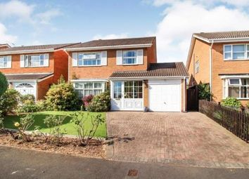 Thumbnail 4 bed detached house for sale in Monument Way, Stratford-Upon-Avon, Warwickshire