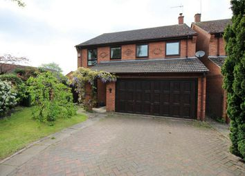 Thumbnail 4 bed detached house for sale in Chequers Close, Fenstanton, Huntingdon