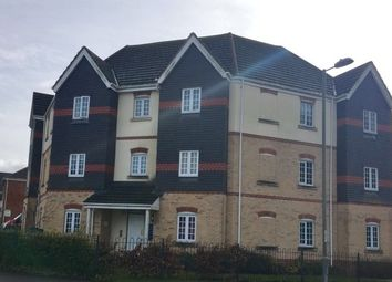Thumbnail 2 bed flat to rent in Candover Court, Beggarwood, Basingstoke