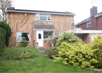 Thumbnail 3 bed detached house to rent in Lower Street, Wolverhampton