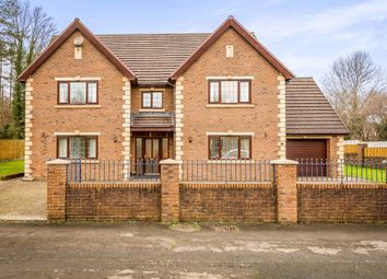 Thumbnail 5 bed detached house for sale in Clos Bryngwili, Hendy, Swansea