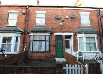Thumbnail 2 bed terraced house for sale in Myrtle Avenue, Williamson Street, Hull