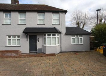 Thumbnail 5 bedroom end terrace house to rent in Trent Gardens, London
