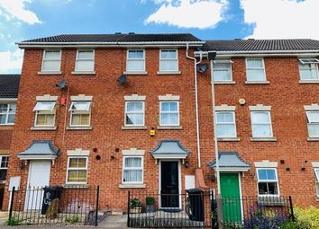 Thumbnail 4 bed terraced house for sale in Maidenwell Avenue, Hamilton, Leicester