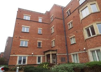 Thumbnail 1 bed flat to rent in Caxton Place, Wrexham