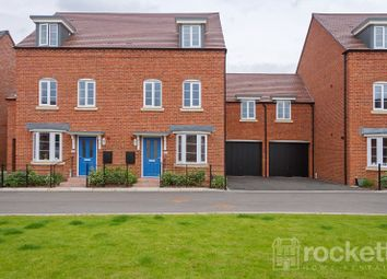 4 bed town house to rent in Renaissance Way, Barlaston, Stoke-On-Trent ST12