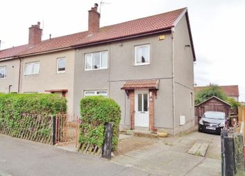 Thumbnail 3 bed end terrace house for sale in Castle Crescent, Kennoway, Leven