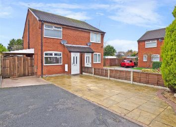 Thumbnail 2 bed semi-detached house for sale in Alundale Road, Winsford, Cheshire