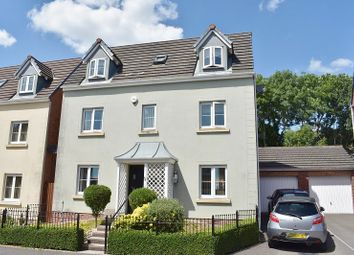 4 bed detached house for sale in Longacres, Brackla, Bridgend. CF31