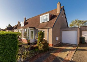 Thumbnail 2 bed semi-detached house for sale in 19 Craigmount Avenue North, Edinburgh