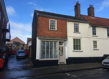 Thumbnail Retail premises for sale in Church Street, Dereham, Norfolk