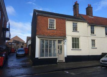 Thumbnail Retail premises for sale in Church Street, Dereham, Norfolk