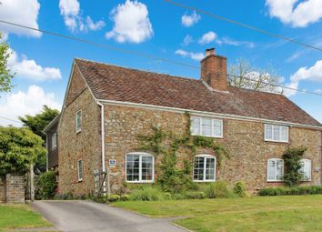 Thumbnail 3 bed cottage for sale in Upper Lambourn, Hungerford